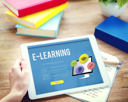 elearning-tablet
